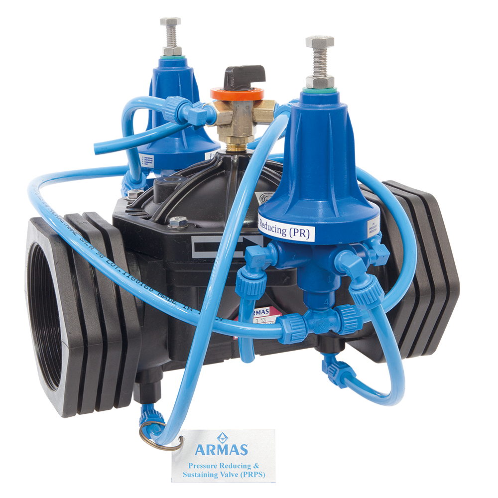 500 Series PRPS-Pressure Reducing and Sustaining Valve
