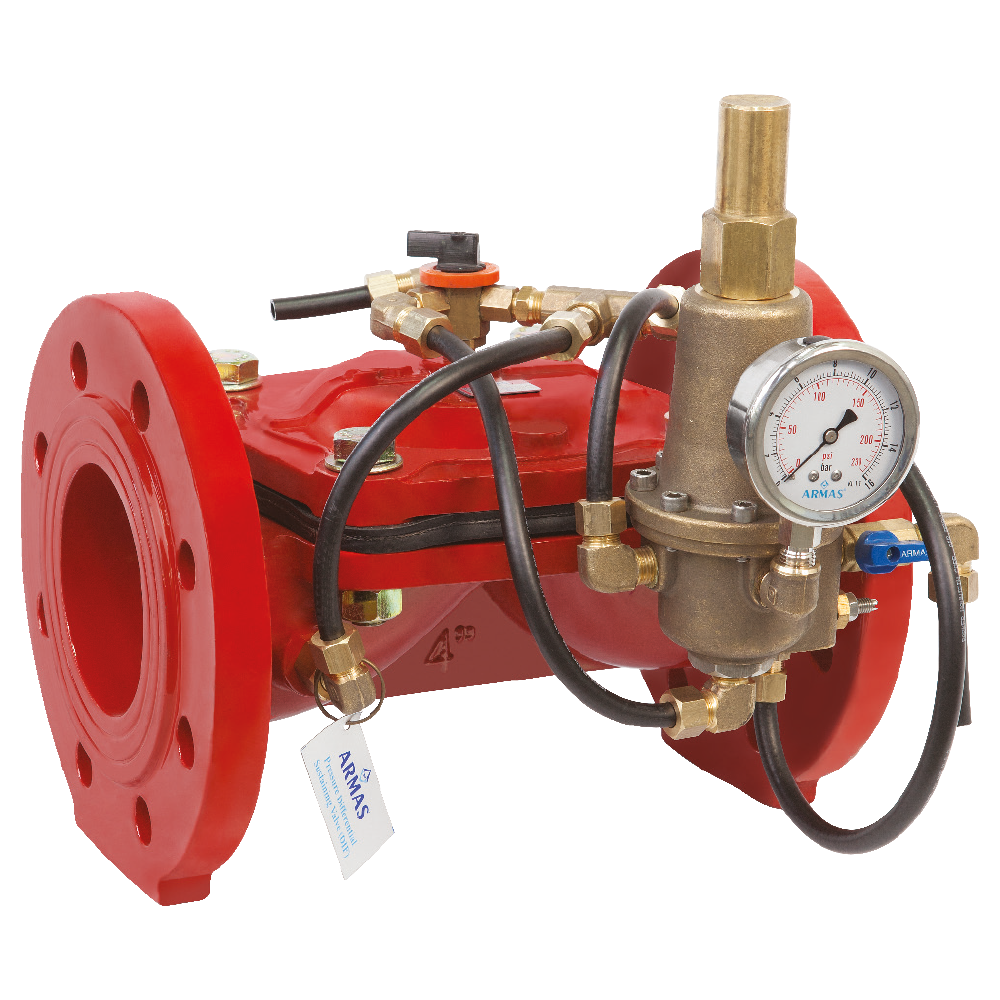 600 Series DIF-Differential Pressure Sustaining Valve