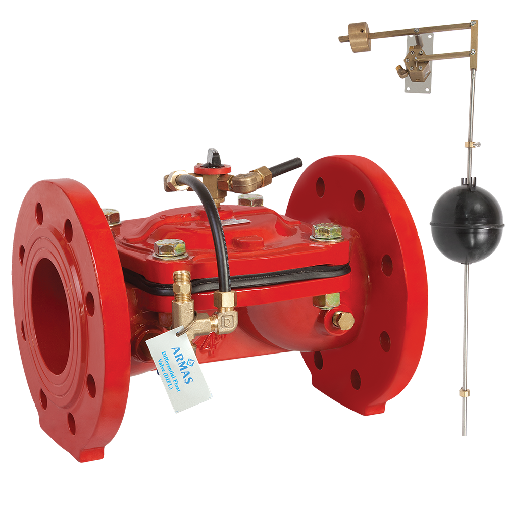 600 Series DIFL-Differential Float Level Control Valve