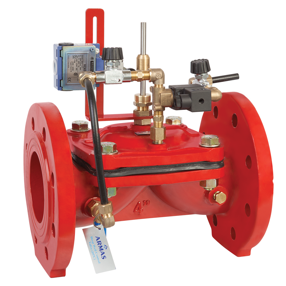 600 Series DPC-Deep Well (Submersible) Pump Control Valve
