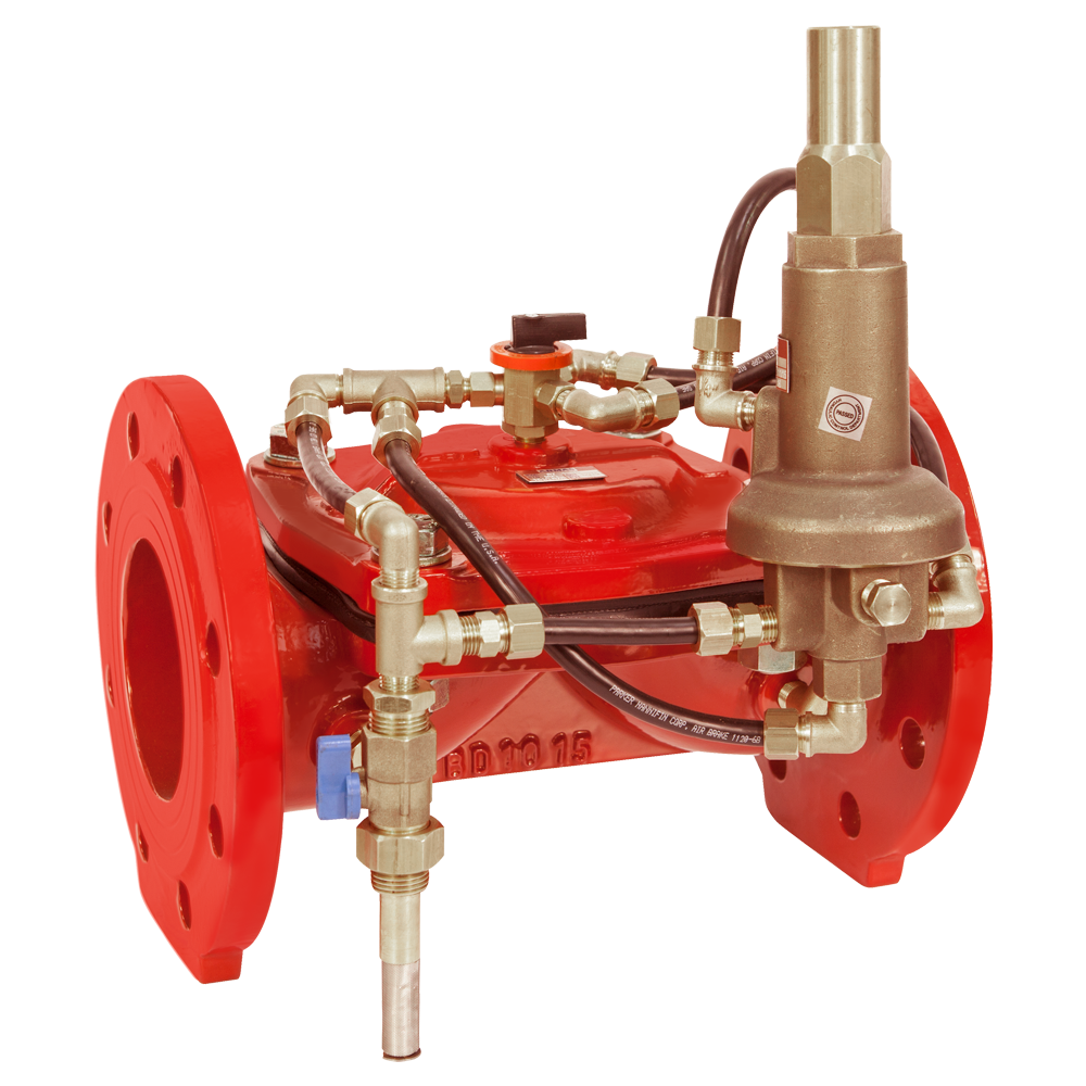 600 Series FE-Excessive Flow Shut-Off Valve