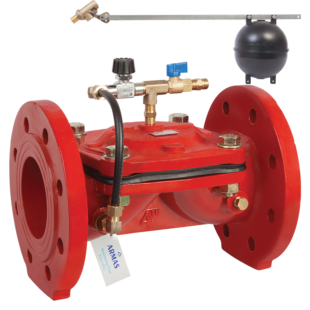 600 Series FL-Modulating Type Float Level Control Valve