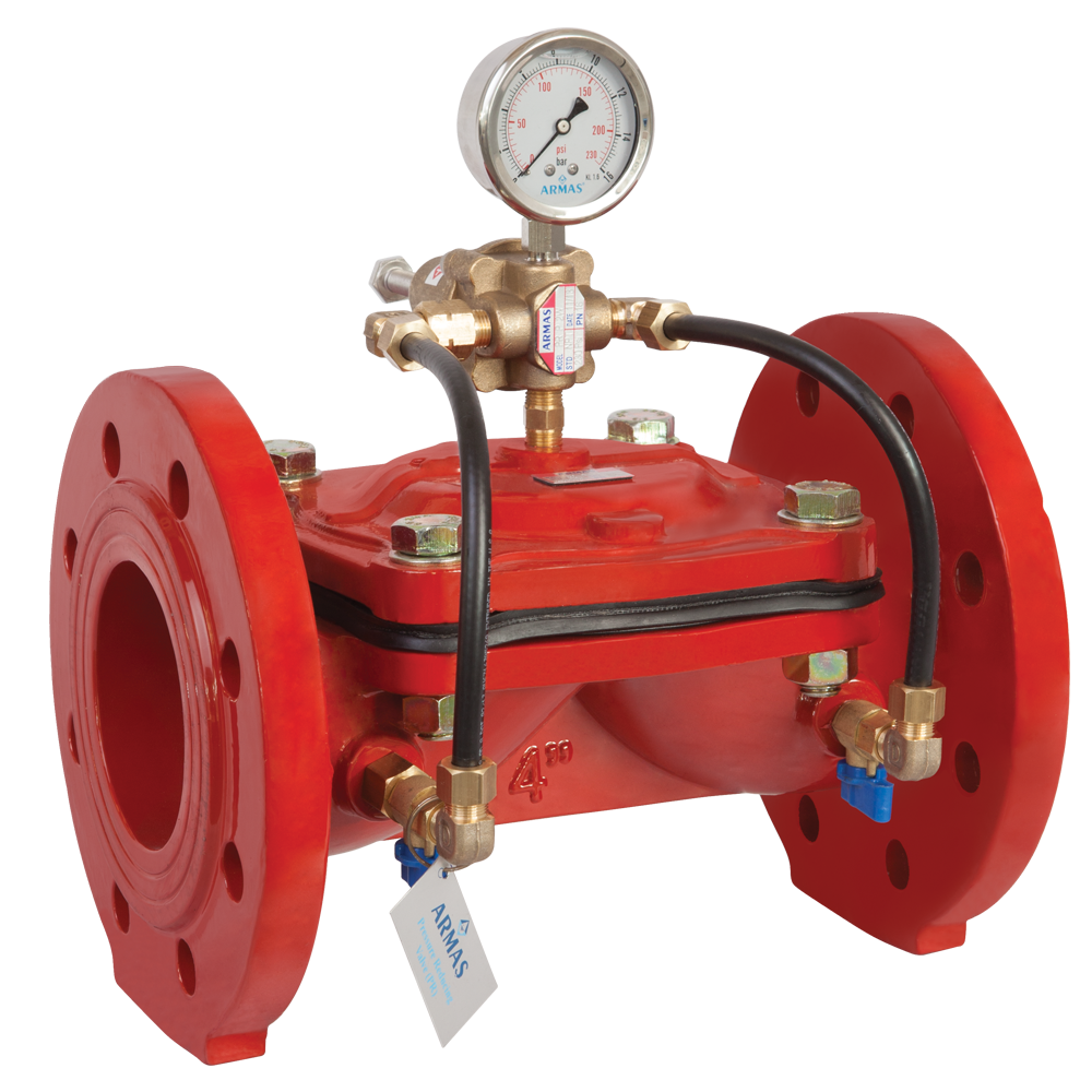 600 Series PR-Pressure Reducing Valve