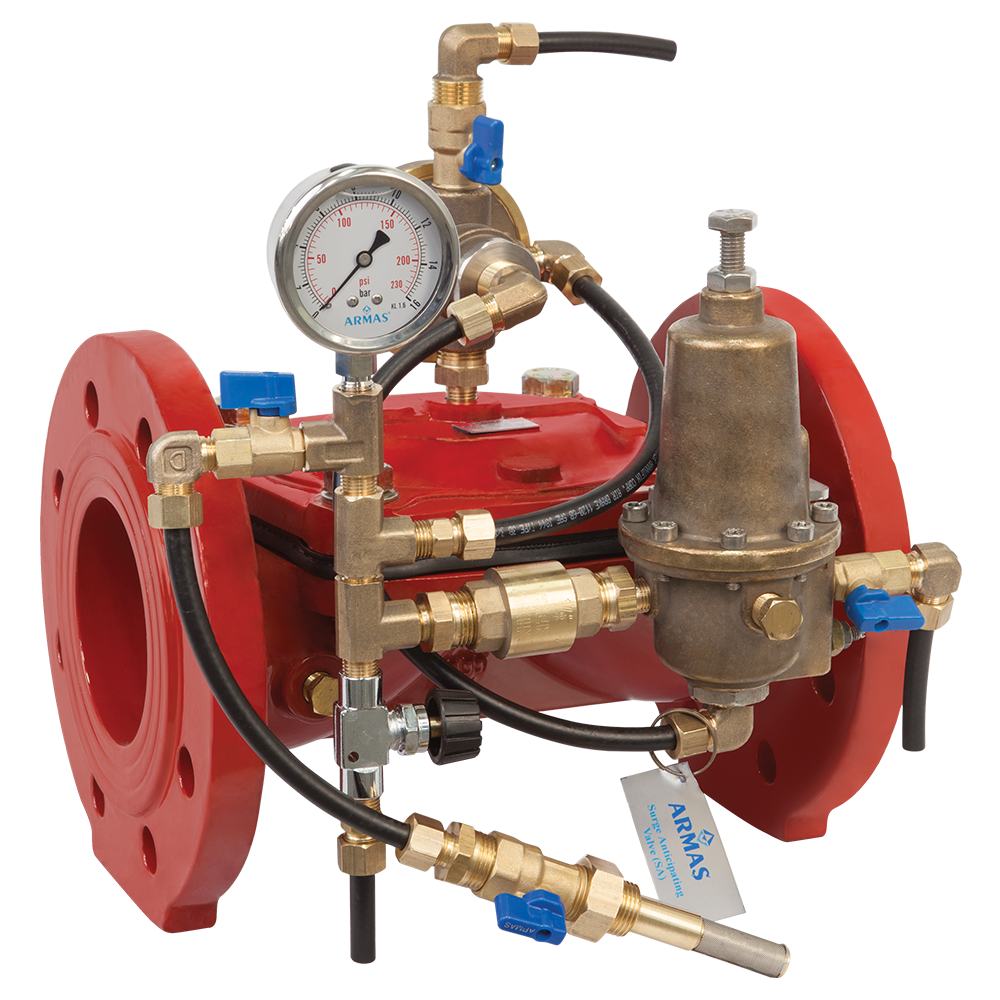 600 Series SA-Surge Anticipating Control Valve