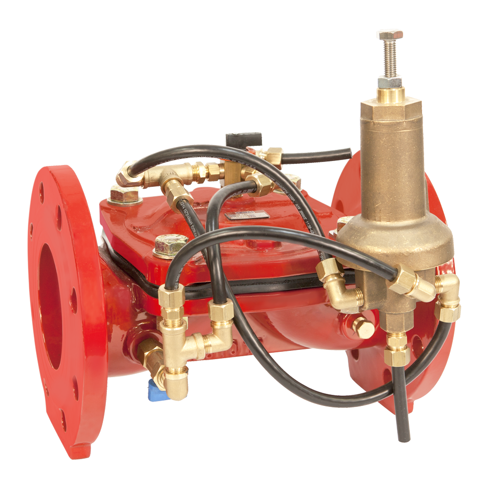 600 Series TSO-Two Stage Opening Valve