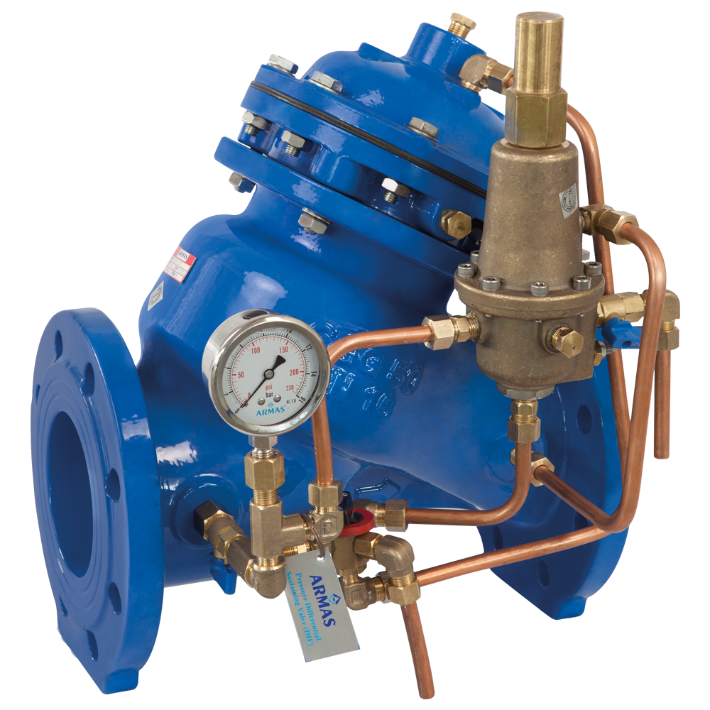 800 Series DIF-Differential Pressure Sustaining Valve