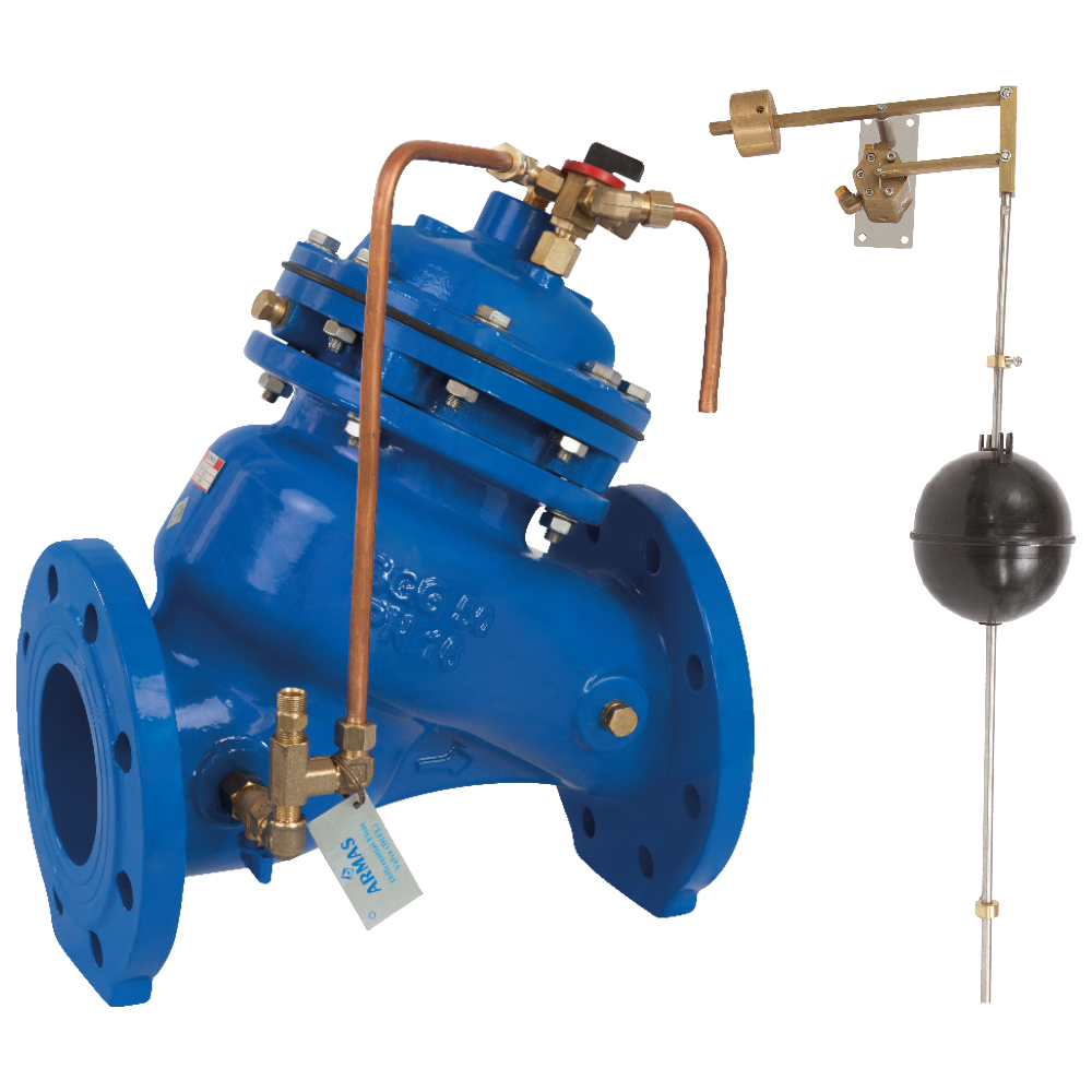 800 Series DIFL-Differential Float Level Control Valve