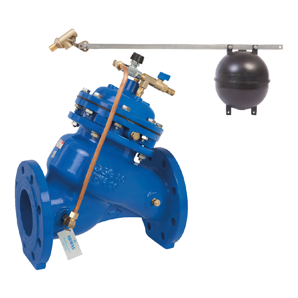 800 Series FL-Modulating Type Float Level Control Valve
