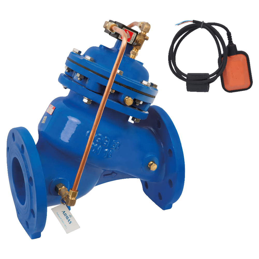 800 Series FLEL-Electric Float Level Control Valve