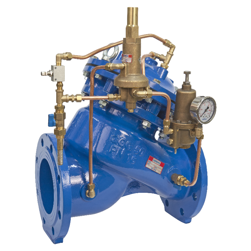 800 Series FRPR-Flow Rate Control and Pressure Reducing Valve