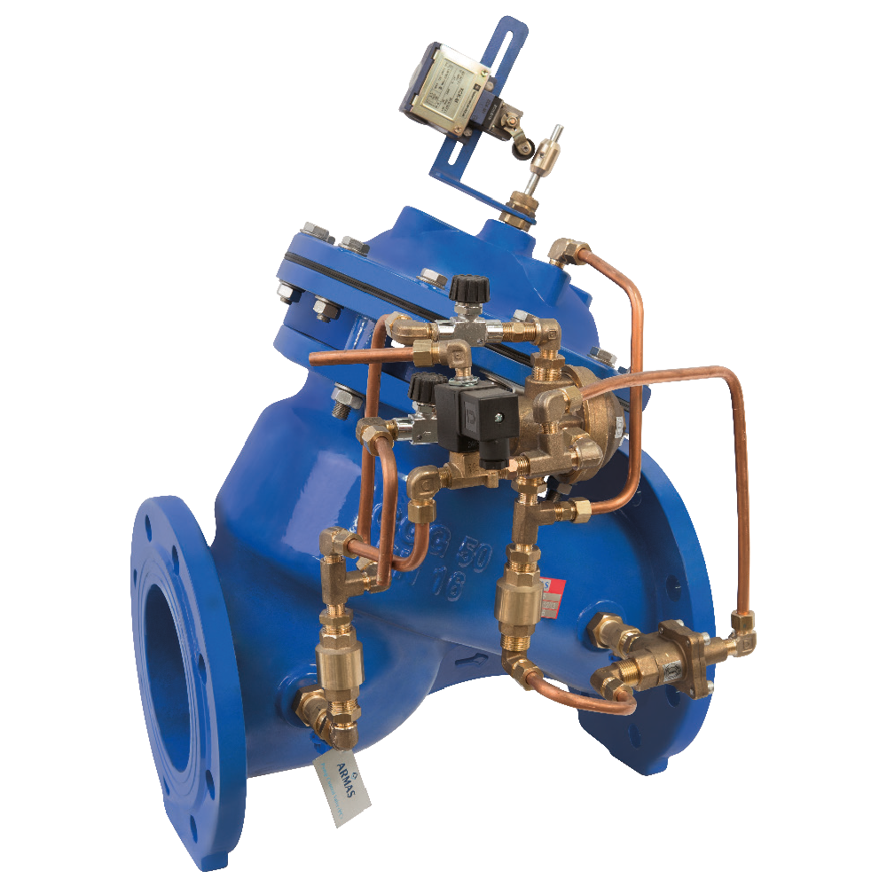 800 Series PC-Pump (Booster) Control Valve