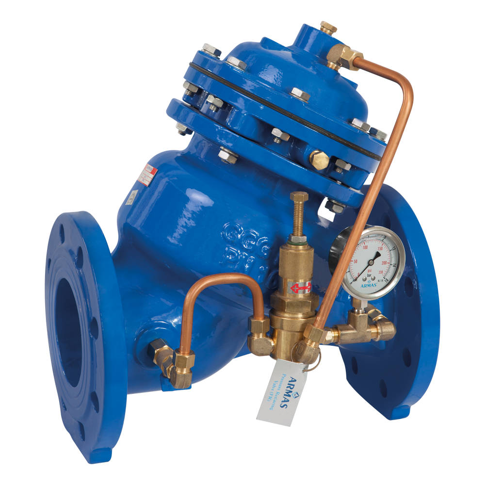 800 Series PR-Pressure Reducing Valve