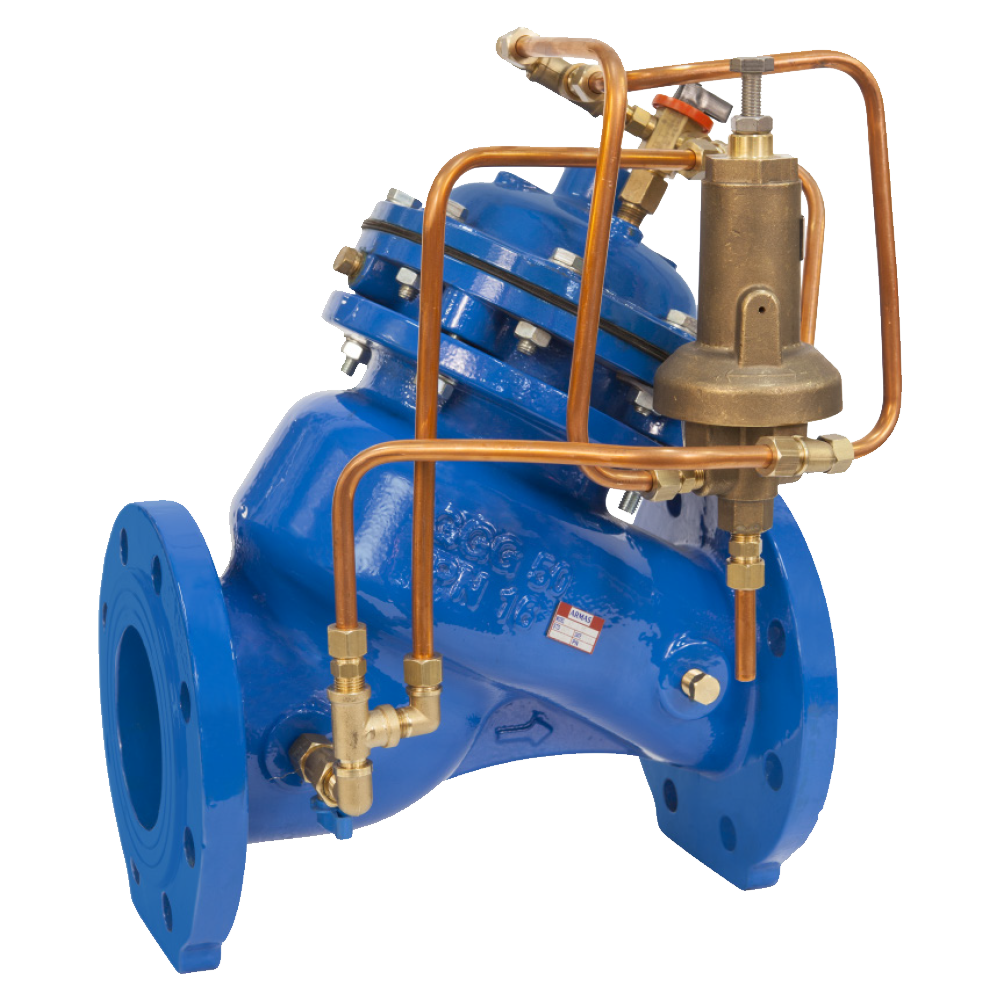 800 Series TSO-Two Stage Opening Valve