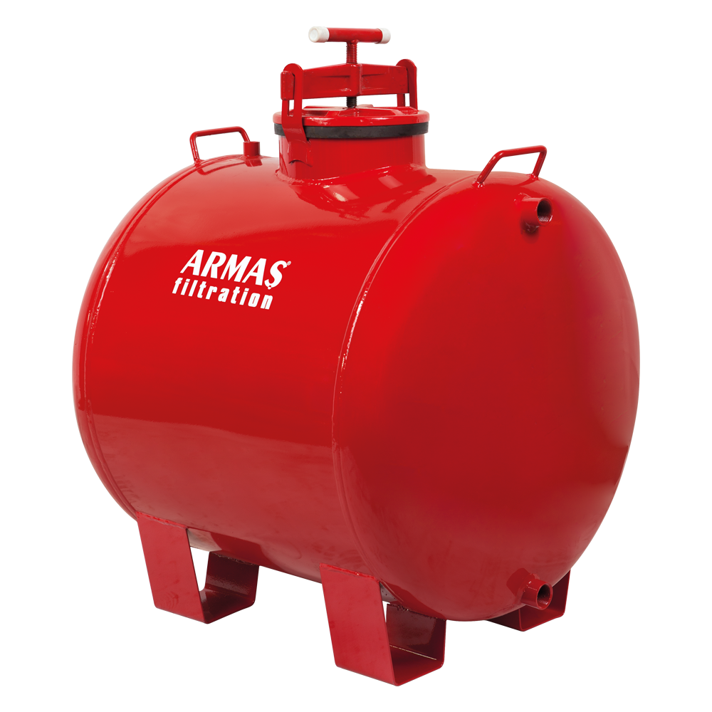 H5000 Series Fertilizer Tank-Horizontal