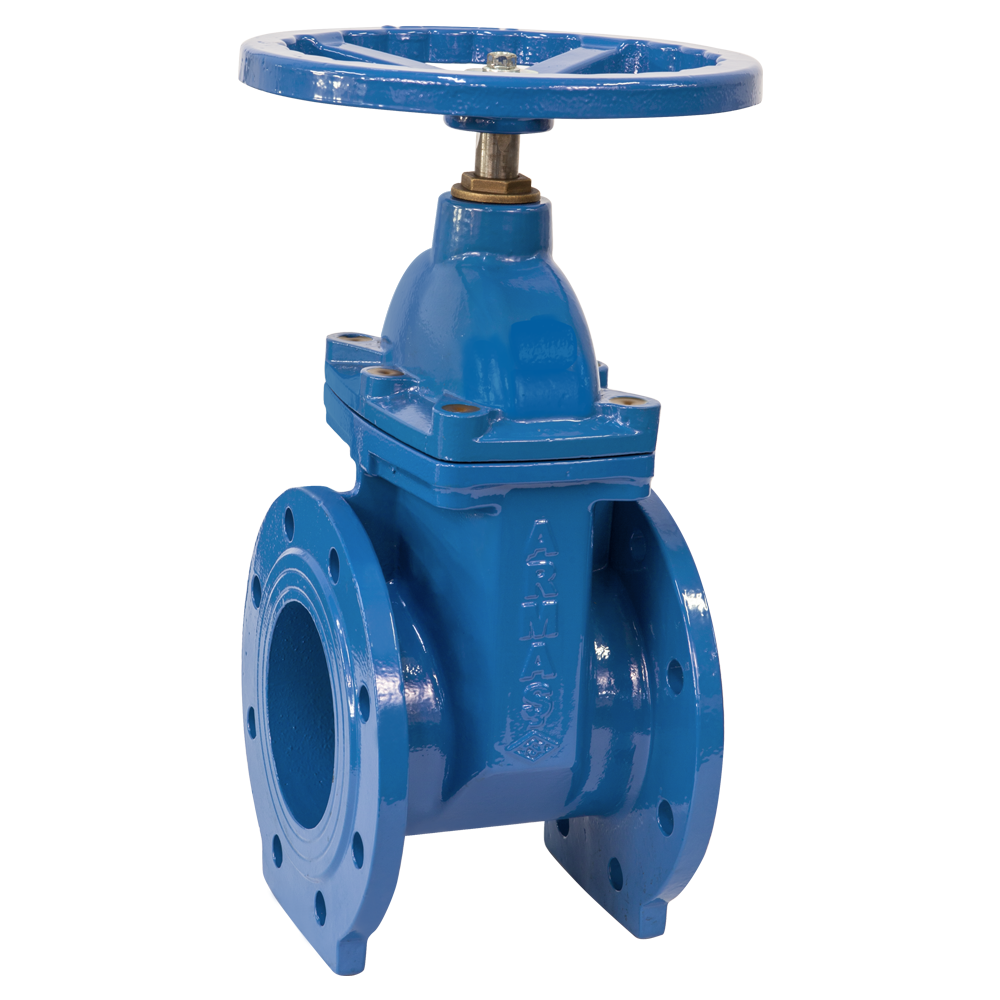 Resilient Seated Gate Valve-F4